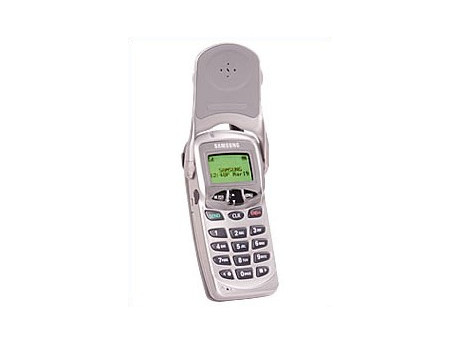 First phone