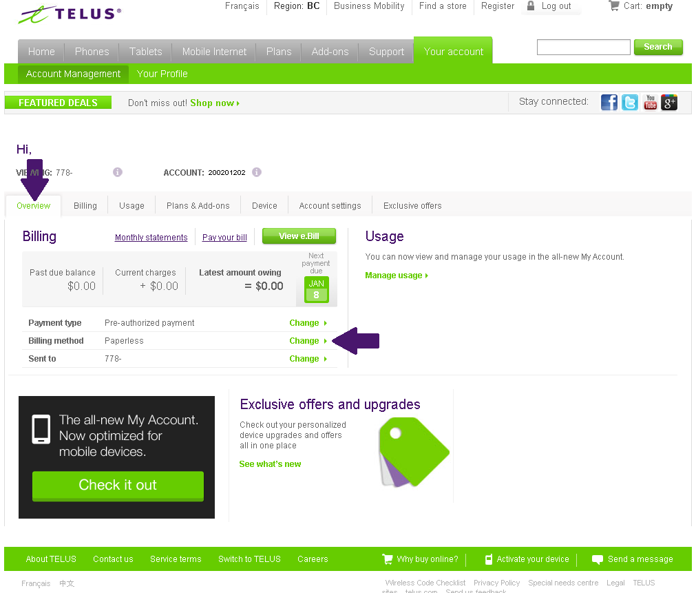 Travel hassle-free with TELUS Business Roam Ready U.S ...