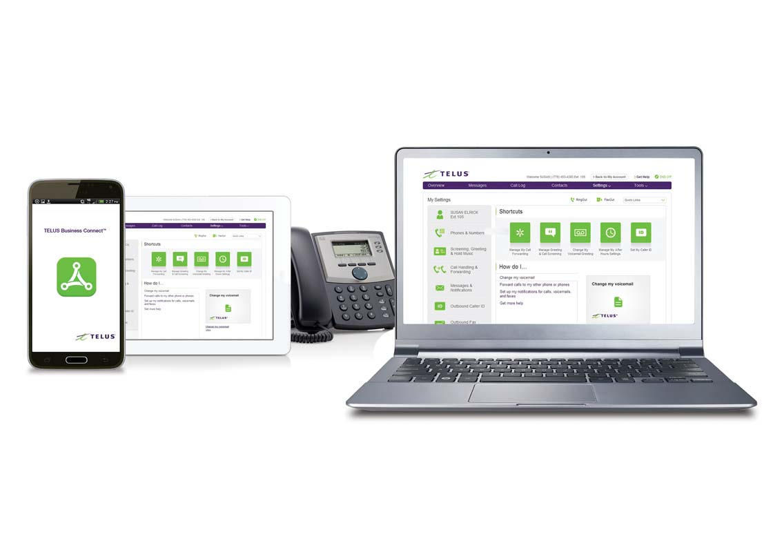 5 Reasons why your business should consider VoIP - TELUS Talks Business