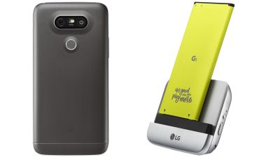 Review: LG G5 is one smart smartphone - TELUS Talks Business