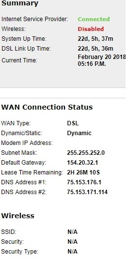 I have been experiencing recurring Domain Name Server