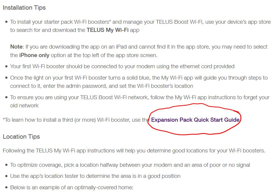 Can you hook up a telus phone to a bell network